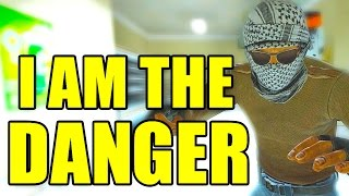 CSGO I AM THE DANGER - CS GO Story