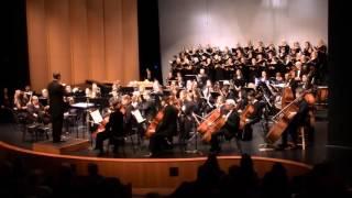Carmina Burana, 1 of 2, Carl Orff, Southwest Washington Symphony