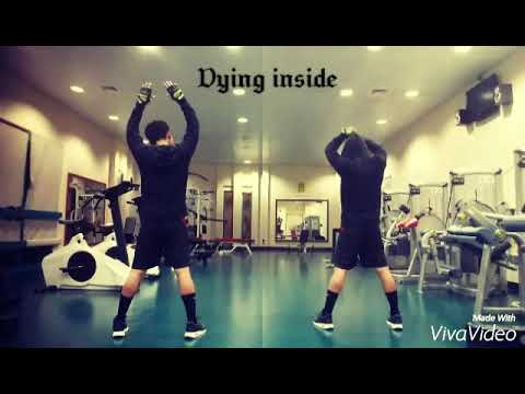 Dying inside to hold you