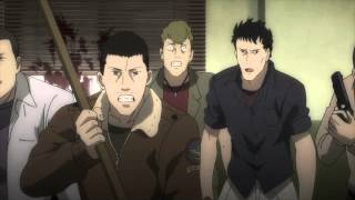 Parasyte Yakuza vs gang!!!