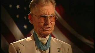 Desmond Doss, Medal of Honor, WWII