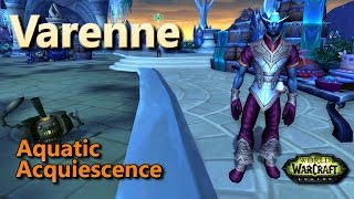 Varenne Aquatic Acquiescence Family Familiar Pet Battle World Quest Chopped