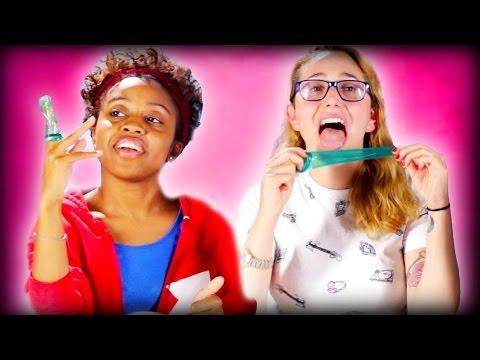 Xxx Mp4 Flavored Condom Taste Test 3gp Sex