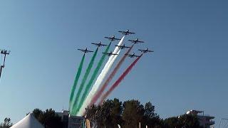 Frecce Tricolori Jesolo Air Show 2016