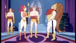 Flash Gordon 1x03 Vultan Rey de los hombres halcon