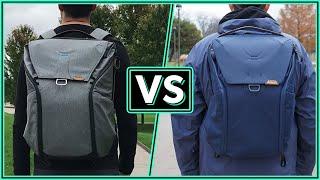 Peak Design Everyday Backpack 30L V1 & V2 Comparison, Updates & Differences