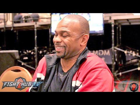 Roy Jones Jr laughs at Conor McGregor wanting a Floyd Mayweather fight