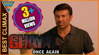 Best Climax Scene 136 || Latest Climax Scenes || Ghayal Once Again || Eagle Hindi Movie