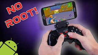 HOW TO PLAY ANY ANDROID GAMES WITH A GAMEPAD | NO ROOT