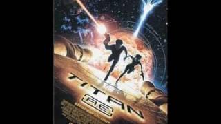 Titan AE Cosmic Castaway