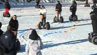 Segway Neige - Segway on snow.wmv