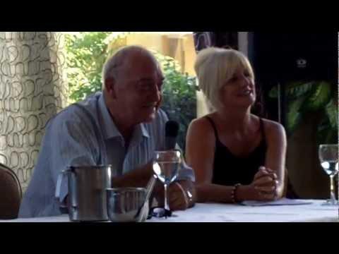 Eddie Richardson & Martina Cole.North Cyprus.7