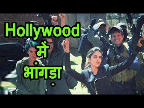 Xxx Mp4 Deepika Padukone Turns Desi On Set XXx The Return Of Xander Cage Does Bhangra 3gp Sex