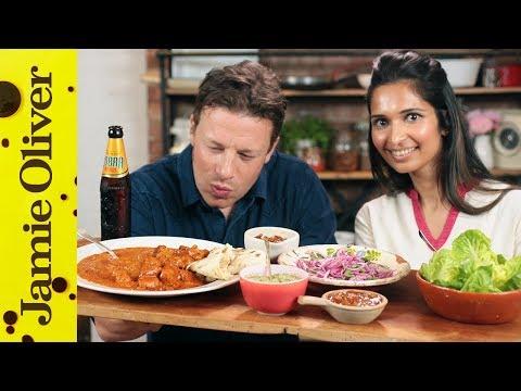 Butter Chicken Recipe | Jamie & Maunika