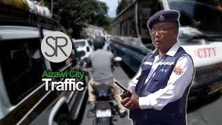 SR : Aizawl City Traffic [06.10.2017]