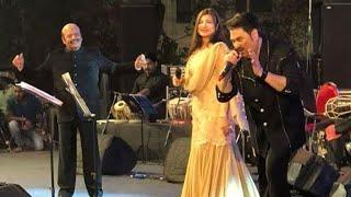 Kumar Sanu & Alka Yagnik Live concert in Mumbai India