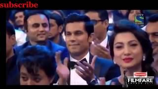 KAPIL SHARMA WITH KARAN JOHAR IN AN AWARD SHOW ☺ FUNNY MOMENTS WITH KAPIL