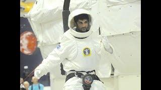 """Sushant Singh Rajput at Space Camp in Huntsville, Here for space drama, """"Chanda Mama Door Ke."""""""