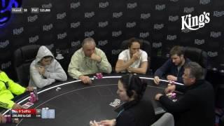 GERMAN POKER DAYS - FINAL TABLE 11/2016 - Kings Casino