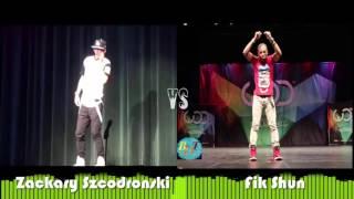 Chain Hang Low | Zackary VS Fik Shun