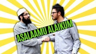 Different Types Of Salams ᴴᴰ - VERY FUNNY - MUST WATCH
