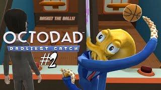 IL MIGLIOR GIOCATORE DI BASKET AL MONDO!! - Octodad: Dadliest Catch - Parte 2