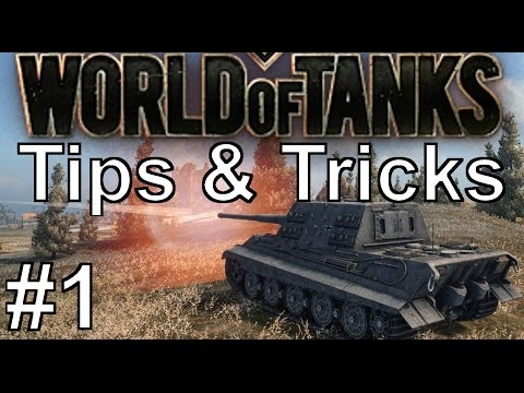 World of Tanks (WoT) Become a Better Tanker Game Tips #1: Keep Shooting