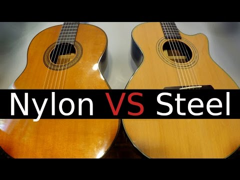 Xxx Mp4 Nylon String Vs Steel String Guitar Which One Should You Buy 3gp Sex