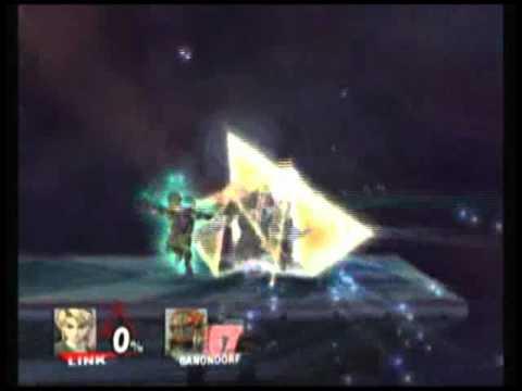 Link's Triforce Slash for 10 minutes