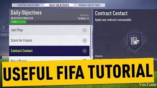How To Play The Least Fifa Possible