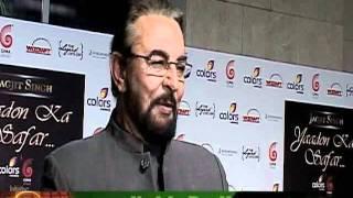 Bollywood Stars At Jagjit Singh - Yaadon Ka Safar