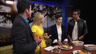 Good Eats: Learning about Iranian food