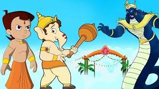 Chhota Bheem and Ganesh Saves Mooshaks of Dholakpur | Ganesh Chaturthi Special