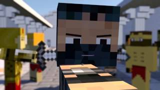 THIS IS SPARTA! - 300 [Minecraft Animation]