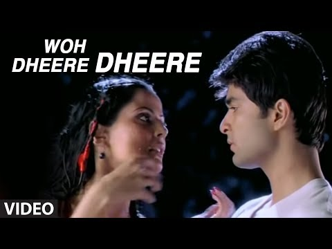 "Woh Dheere Dheere - (Full Song) by Abhijeet ""Tere Bina"""