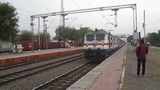 Top 5 fastest train of Indian Railway!! Above 110 kmph