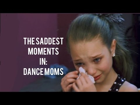 The Saddest Moments In Dance Moms