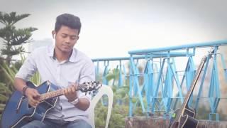 Akash Eto Meghla by Ganwala Sakib |(Cover)| New Bangla Song 2017