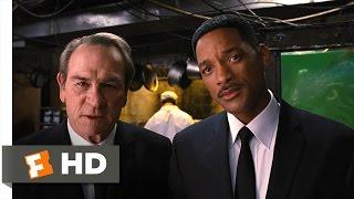Men in Black 3 - Extraterrestrial Foodstuffs Scene (3/10)   Movieclips