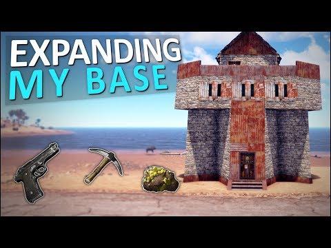 Xxx Mp4 EXPANDING My BEACH FORTRESS Rust Solo Survival 3 3gp Sex