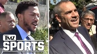 Derrick Rose's Lawyer Says 'Media Was Biased Against the Black Men' ... Props to the Jury