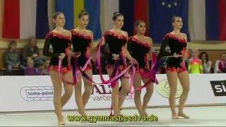 Nationalteam Slovenia (SLO) - Seniorgroup 01 - New Years Cup Ljubljana 2015