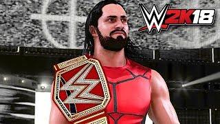 WWE 2K18 Universe Mode #3 'CHAMPION VS CHAMPION!!' (WWE 2K18 Gameplay)