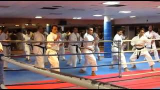 Abe Keigo .Seminar in Iran part 1