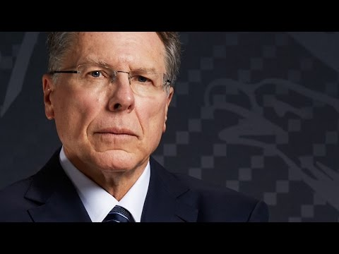 watch Wayne LaPierre | The Truth About Background Checks