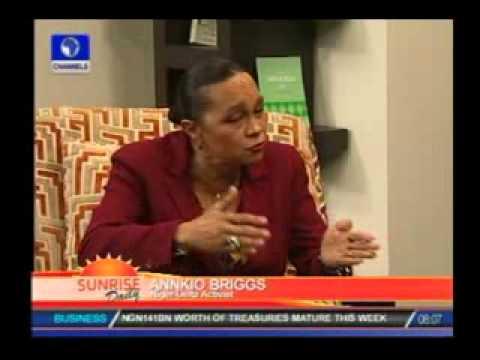 Port Harcourt Killings Government should be held responsible Ankkio Briggs pt.2