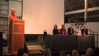The Sea Ranch Architectural Forum: Panel Discussion (Part 7)