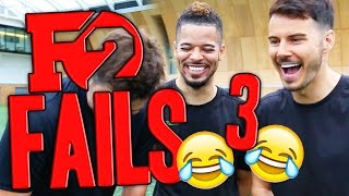 F2 FAILS - HILARIOUS BEHIND THE SCENES COMPILATION!