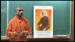 Angels and Demons- Swami Narasimhananda at IIT Kanpur