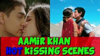 Aamir Khan all kissing scenes